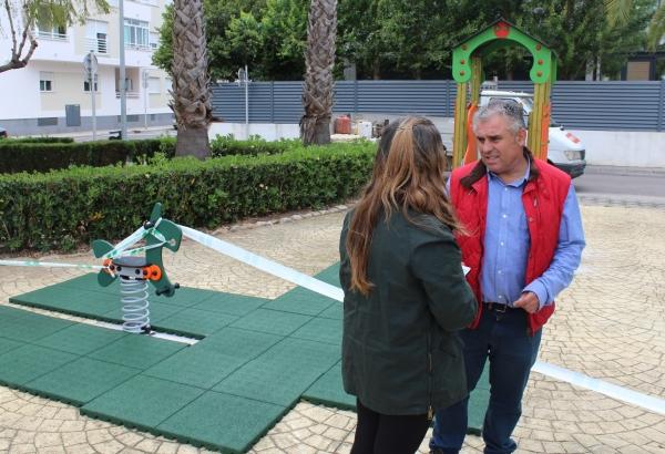 Ajuntament de borriana renovaci i adequaci del parc for Oficina de treball renovacio