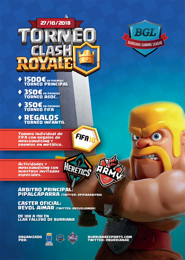 Clash Royal i FIFA